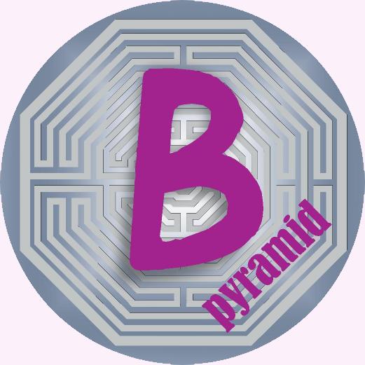 logo BPyramid u futeru