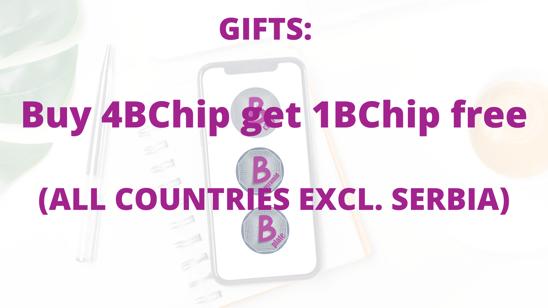 discount for buying BChip