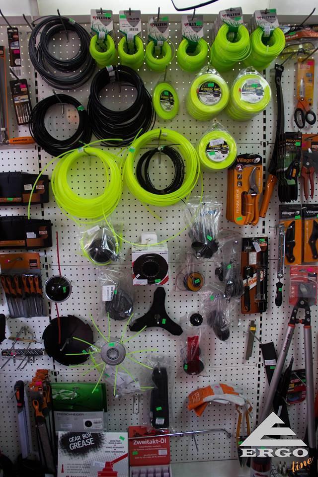 dodatni proizvodi u Ergoline prodavnici