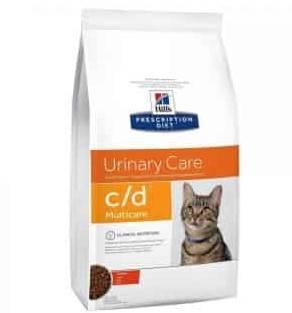 hills c/d urinary hrana za mačke